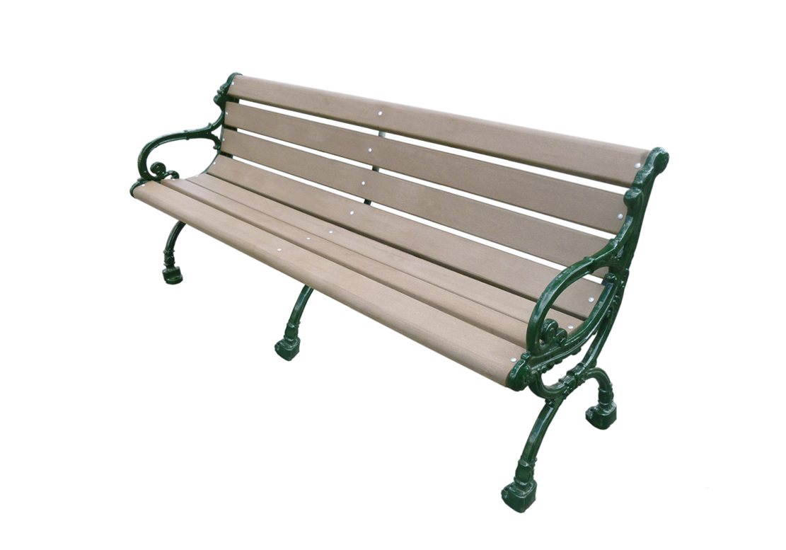 Outdoor Park Furniture   Integrated Recycling